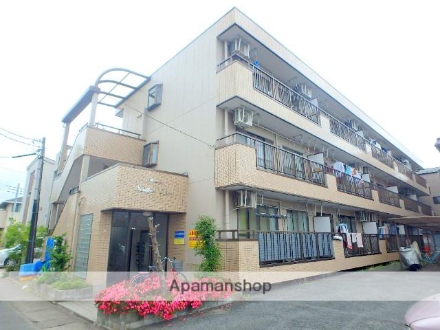 埼玉県戸田市、戸田公園駅徒歩17分の築26年 3階建の賃貸マンション