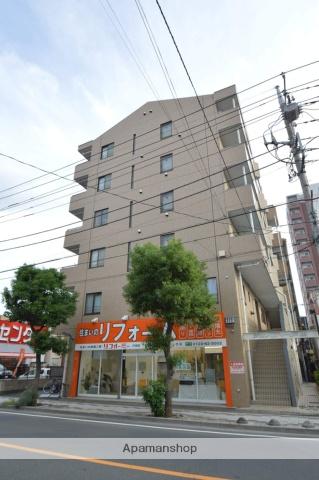 埼玉県戸田市、戸田公園駅徒歩13分の築25年 6階建の賃貸マンション