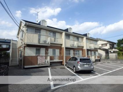 埼玉県さいたま市南区、西浦和駅徒歩10分の築26年 2階建の賃貸アパート
