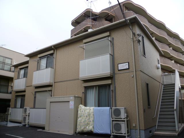 埼玉県戸田市、戸田駅徒歩15分の築8年 2階建の賃貸アパート