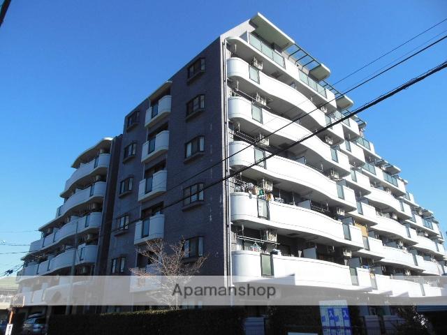 埼玉県さいたま市南区、西浦和駅徒歩15分の築21年 7階建の賃貸マンション