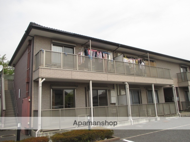 埼玉県さいたま市中央区、中浦和駅徒歩16分の築13年 2階建の賃貸アパート