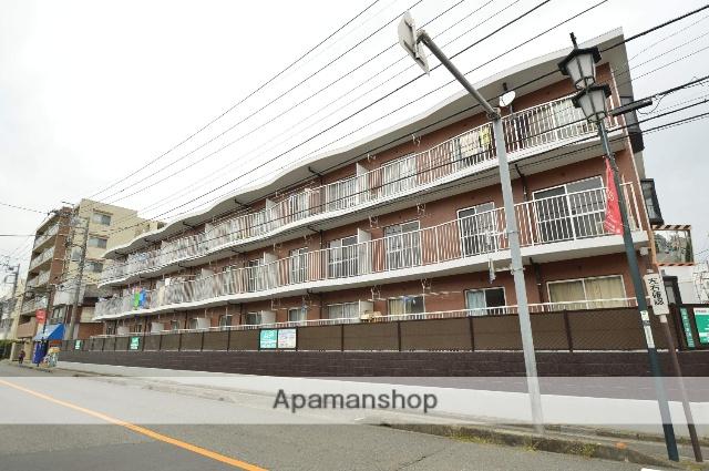 埼玉県さいたま市桜区、西浦和駅徒歩5分の築33年 3階建の賃貸マンション