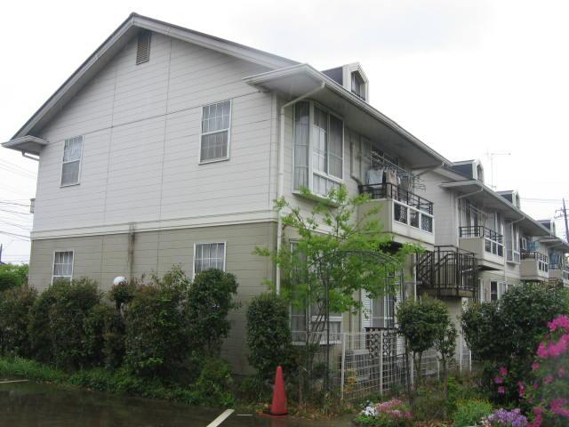 埼玉県さいたま市桜区、西浦和駅徒歩5分の築25年 2階建の賃貸アパート