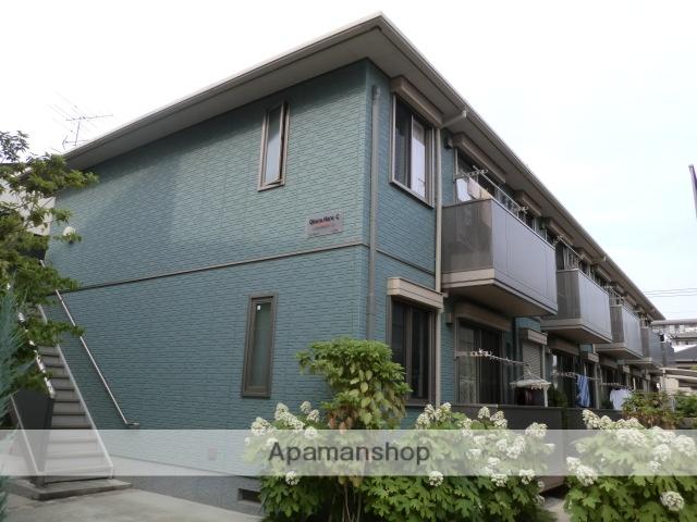 埼玉県さいたま市中央区、武蔵浦和駅徒歩24分の築8年 2階建の賃貸アパート
