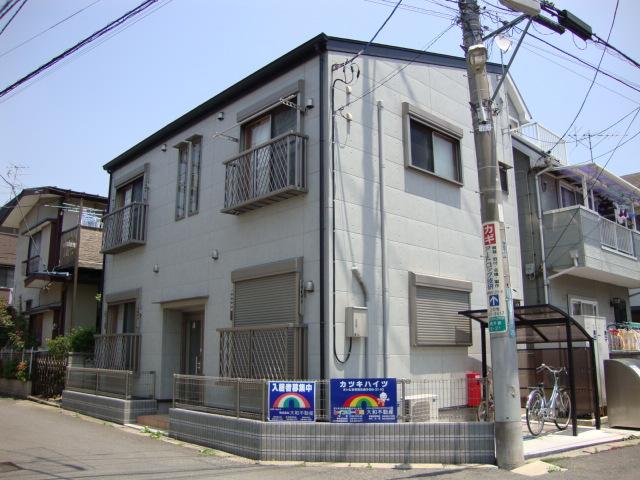 埼玉県さいたま市南区、西浦和駅徒歩13分の築7年 2階建の賃貸アパート