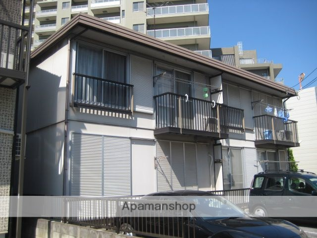 埼玉県さいたま市南区、西浦和駅徒歩18分の築32年 2階建の賃貸アパート