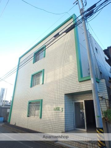 埼玉県戸田市、戸田公園駅徒歩12分の築38年 3階建の賃貸マンション