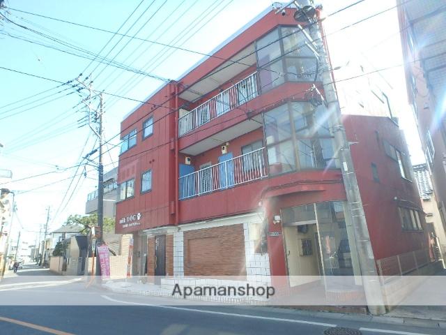 埼玉県さいたま市南区、武蔵浦和駅徒歩16分の築35年 3階建の賃貸マンション