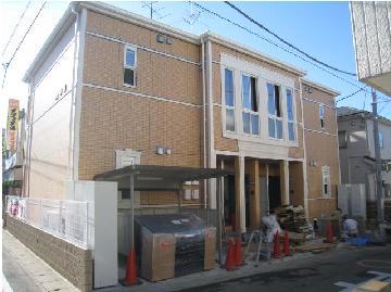 埼玉県さいたま市中央区、中浦和駅徒歩11分の築8年 2階建の賃貸アパート