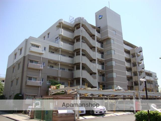 埼玉県さいたま市南区、武蔵浦和駅徒歩4分の築20年 7階建の賃貸マンション