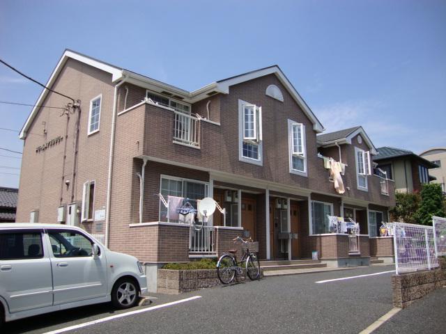 埼玉県さいたま市桜区、中浦和駅徒歩19分の築16年 2階建の賃貸アパート