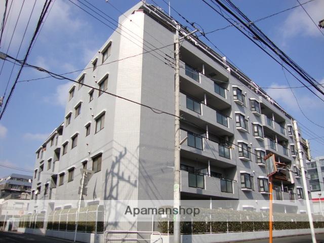埼玉県さいたま市南区、浦和駅徒歩25分の築27年 8階建の賃貸マンション