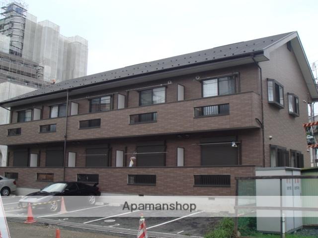 埼玉県さいたま市南区、西浦和駅徒歩22分の築13年 2階建の賃貸アパート