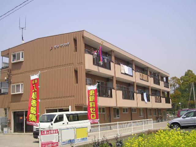 埼玉県さいたま市桜区、中浦和駅徒歩28分の築23年 3階建の賃貸マンション