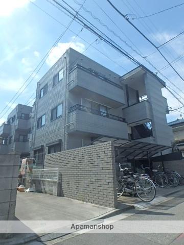 埼玉県戸田市、戸田公園駅徒歩12分の築17年 3階建の賃貸マンション