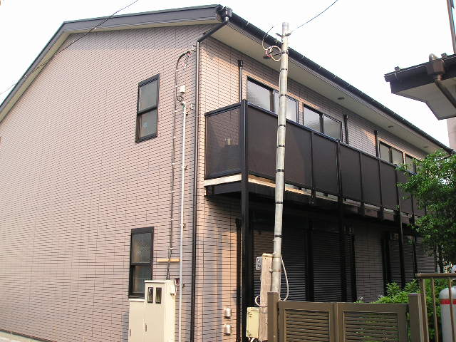 埼玉県さいたま市中央区、与野本町駅徒歩6分の築10年 2階建の賃貸アパート