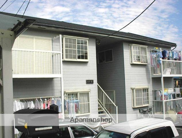 埼玉県さいたま市浦和区、武蔵浦和駅徒歩13分の築21年 2階建の賃貸アパート