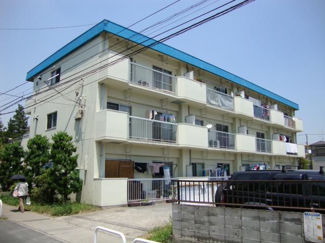 埼玉県さいたま市桜区、西浦和駅徒歩7分の築38年 3階建の賃貸マンション