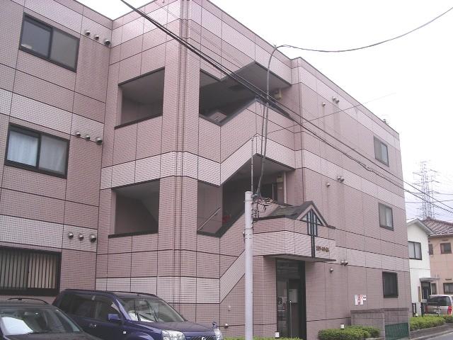 埼玉県さいたま市南区、北戸田駅徒歩27分の築14年 3階建の賃貸マンション