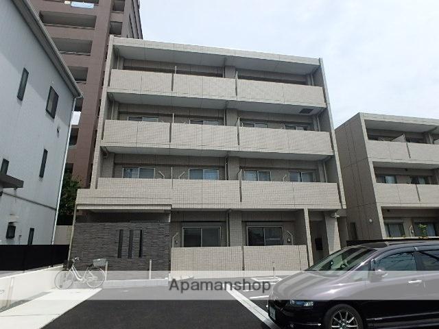 埼玉県戸田市、戸田公園駅徒歩6分の築3年 4階建の賃貸マンション
