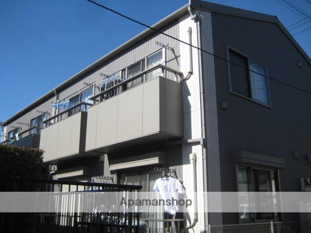 埼玉県さいたま市南区、西浦和駅徒歩19分の築11年 2階建の賃貸アパート