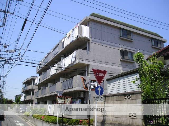 埼玉県さいたま市桜区、西浦和駅徒歩27分の築27年 4階建の賃貸マンション