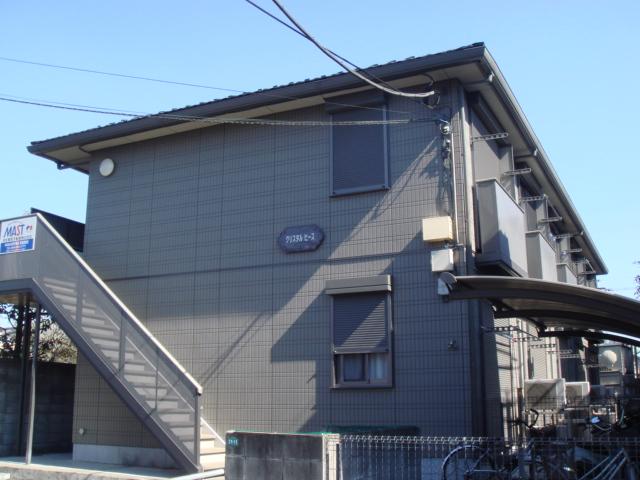 埼玉県さいたま市桜区、西浦和駅徒歩14分の築14年 2階建の賃貸アパート