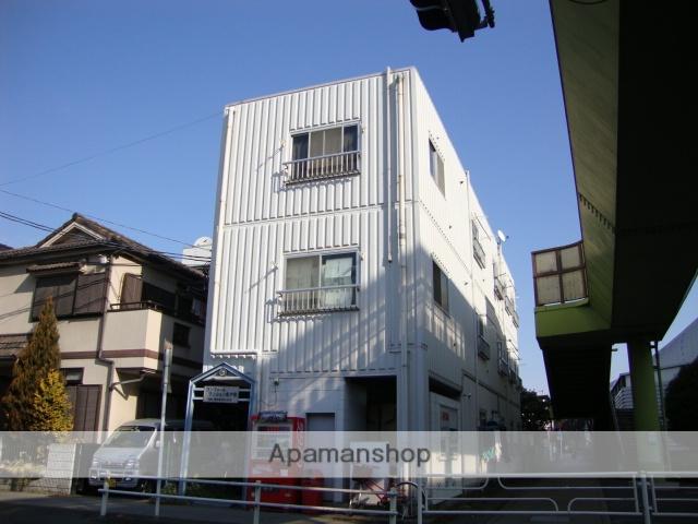 埼玉県さいたま市南区、武蔵浦和駅徒歩25分の築24年 3階建の賃貸マンション