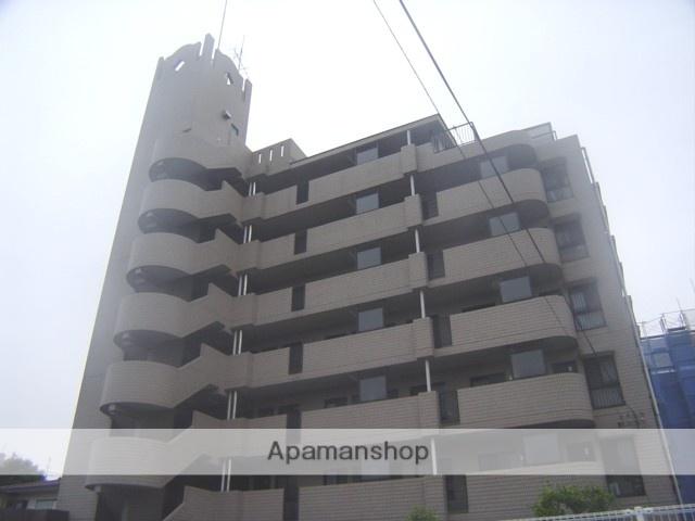 埼玉県戸田市、戸田公園駅徒歩6分の築22年 7階建の賃貸マンション