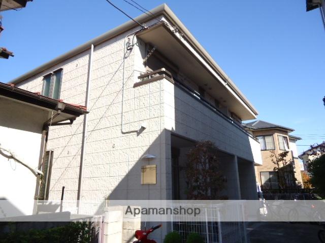 埼玉県さいたま市南区、西浦和駅徒歩10分の築11年 2階建の賃貸マンション