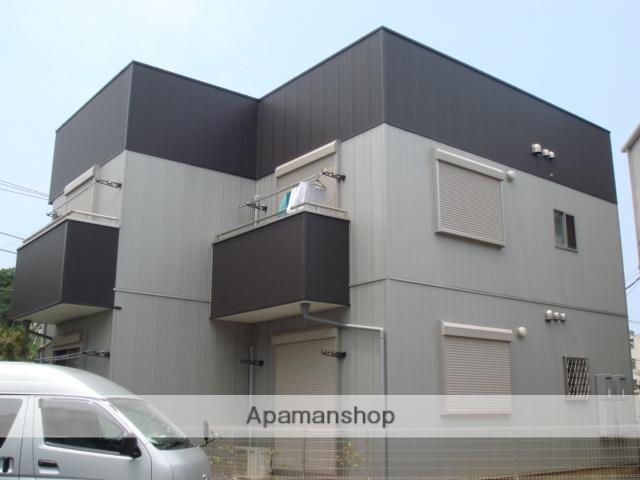 埼玉県さいたま市南区、西浦和駅徒歩16分の築10年 2階建の賃貸アパート