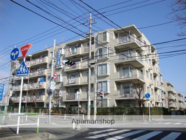 埼玉県さいたま市南区、北戸田駅徒歩10分の築33年 5階建の賃貸マンション