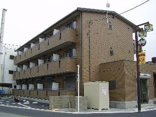 埼玉県越谷市、越谷駅徒歩6分の築11年 3階建の賃貸アパート