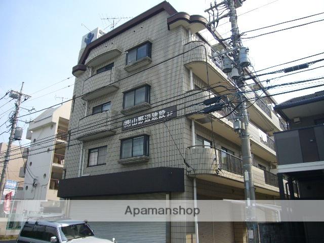 埼玉県吉川市、吉川駅徒歩5分の築28年 4階建の賃貸マンション