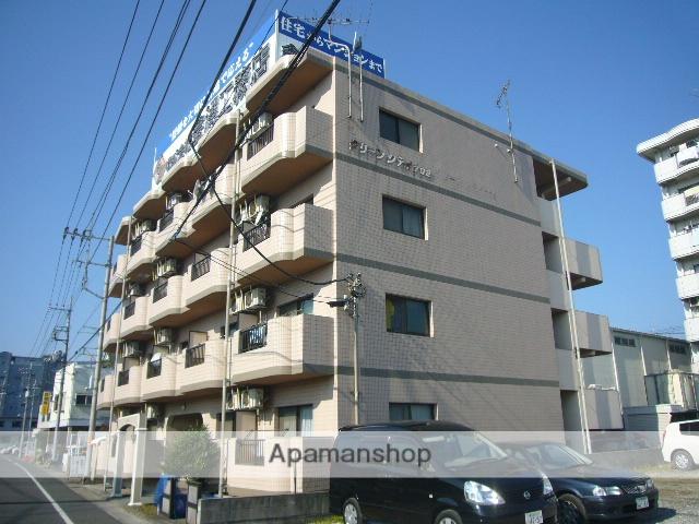 埼玉県吉川市、吉川駅徒歩3分の築23年 4階建の賃貸マンション