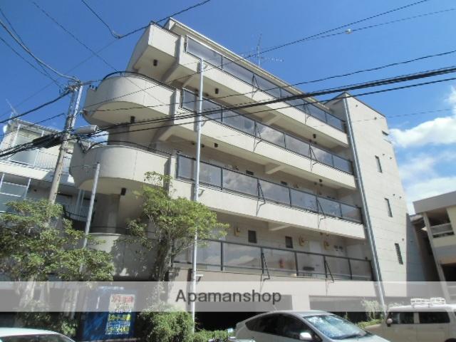 埼玉県越谷市、南越谷駅徒歩4分の築26年 5階建の賃貸マンション