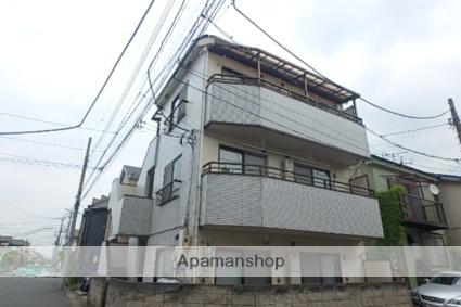 埼玉県越谷市、越谷駅徒歩20分の築28年 3階建の賃貸マンション