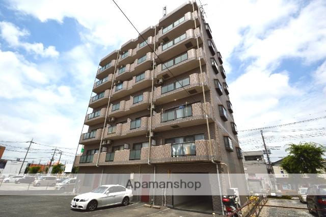 埼玉県吉川市、吉川駅徒歩3分の築19年 7階建の賃貸マンション