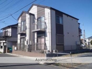 埼玉県越谷市、越谷駅徒歩8分の築7年 2階建の賃貸アパート