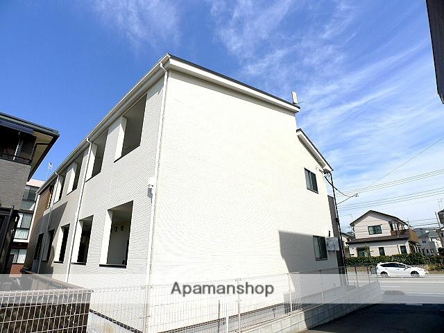 埼玉県吉川市、吉川駅徒歩6分の新築 2階建の賃貸アパート
