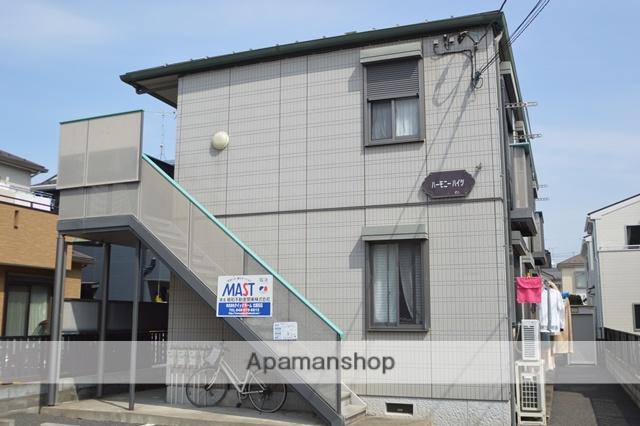 埼玉県越谷市、越谷駅徒歩28分の築16年 2階建の賃貸アパート