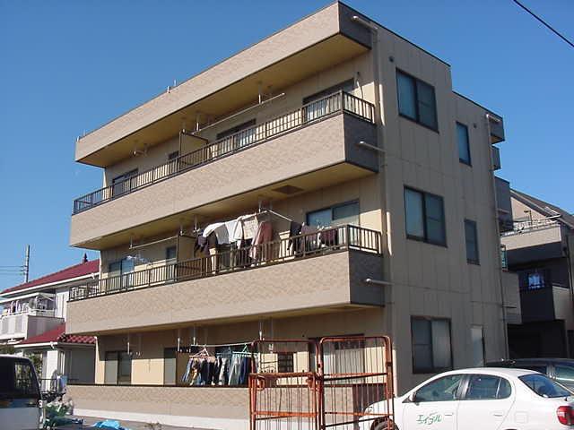 埼玉県草加市、谷塚駅徒歩33分の築16年 3階建の賃貸マンション