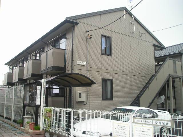 埼玉県越谷市、新田駅徒歩18分の築15年 2階建の賃貸アパート