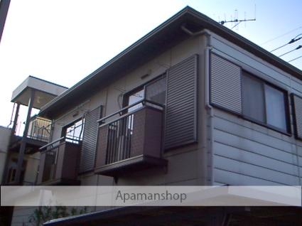 埼玉県越谷市、北越谷駅徒歩18分の築32年 2階建の賃貸アパート