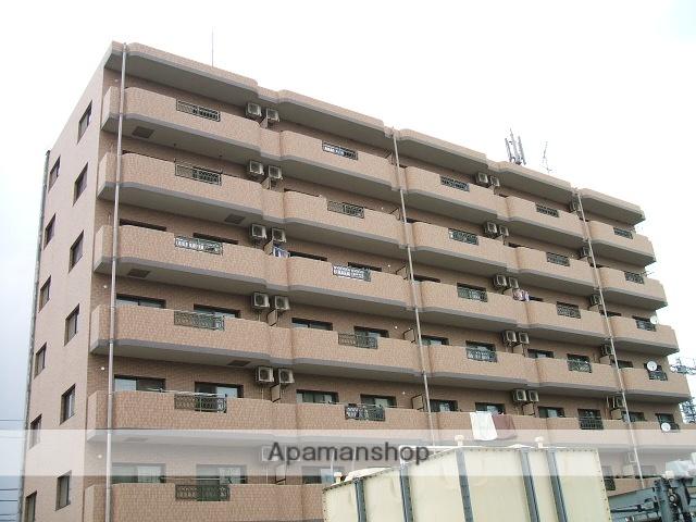 埼玉県越谷市、北越谷駅徒歩5分の築18年 7階建の賃貸マンション