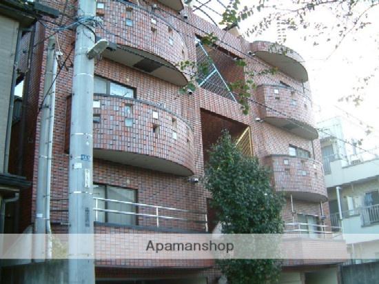 埼玉県越谷市、北越谷駅徒歩10分の築26年 3階建の賃貸マンション