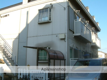 埼玉県越谷市、北越谷駅徒歩10分の築26年 2階建の賃貸アパート