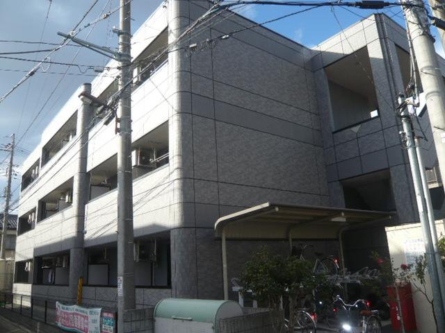 埼玉県草加市、草加駅徒歩21分の築11年 3階建の賃貸マンション