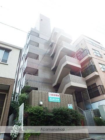 埼玉県川口市、蕨駅徒歩29分の築20年 6階建の賃貸マンション